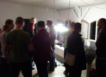 Galerie Krise Berlin 2009