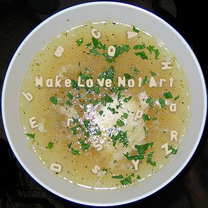 Make Love Not Art
