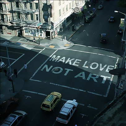 Make Love Not Art