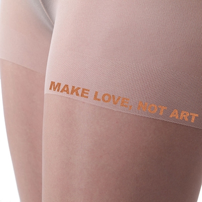 Make Love, Not Art